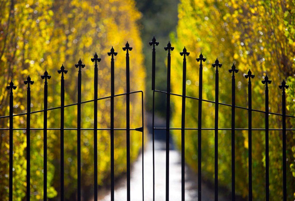 Gated Driveway Ideas