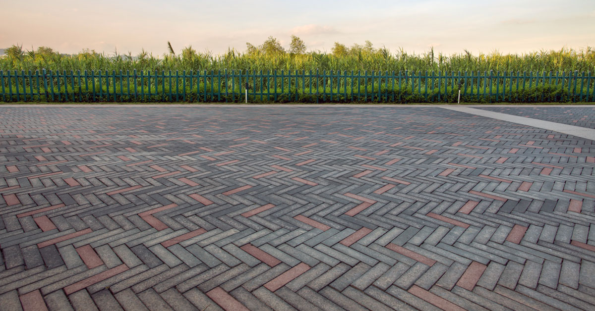 Brick Pavers Driveways