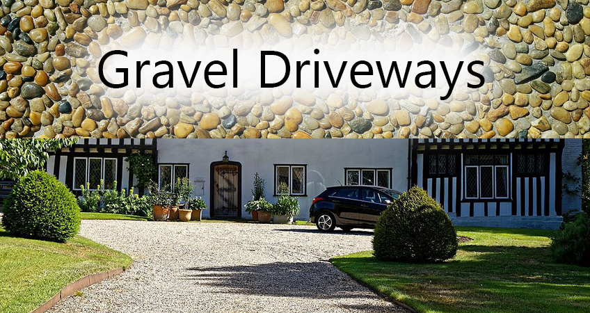 Everything You Want to Know About Gravel Driveways
