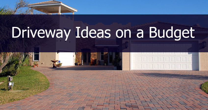 Interesting Driveway Ideas on a Budget - Complete Drives and Patios