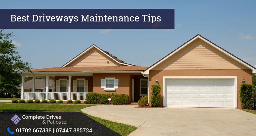 Best-Driveways-Maintenance-Tips