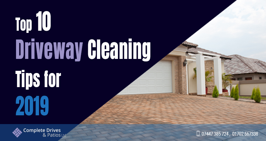 driveway cleaning tips