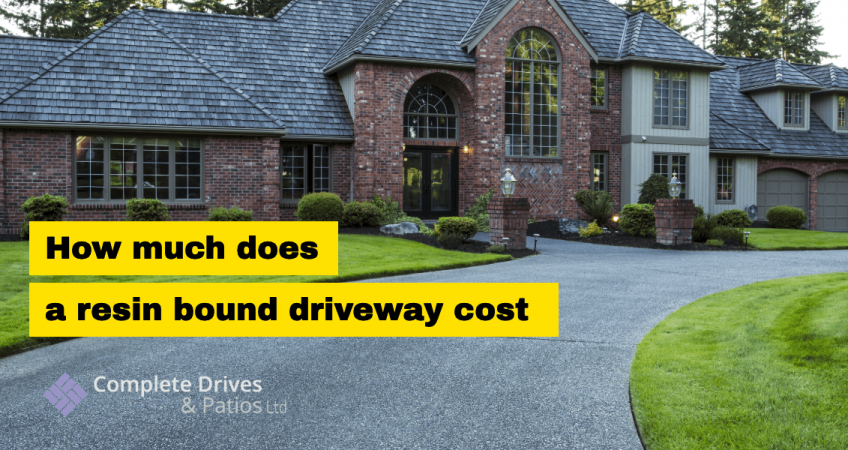 how-much-does-a-resin-bound-driveway-cost