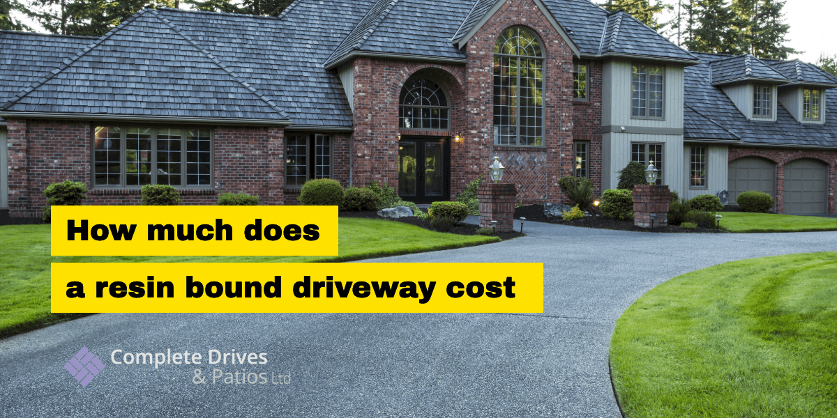 How Much Does a Resin Driveway Cost?