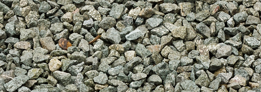 Crushed Stone gravel