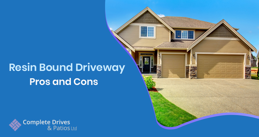 resin bound driveway pros and cons